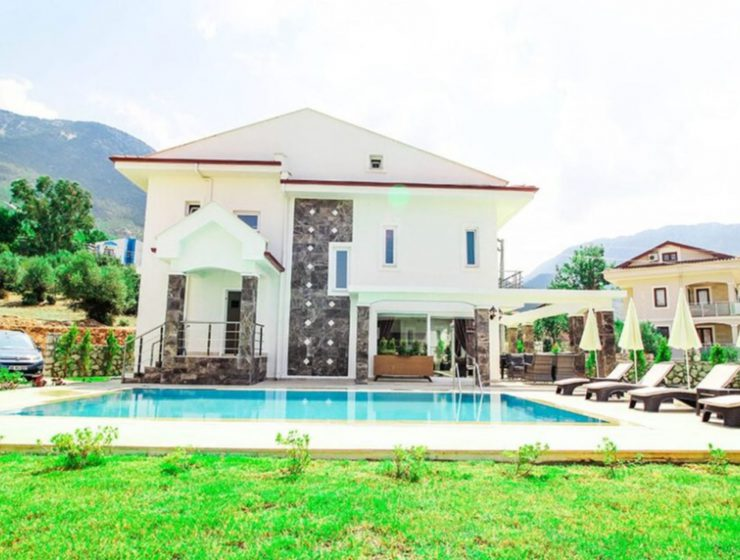 Luxury villas and apartments throughout Turkey and North Cyprus
